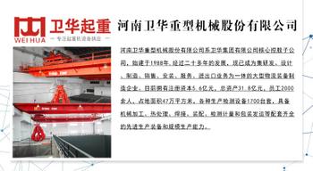 河南衛華重型機械股份有限公司